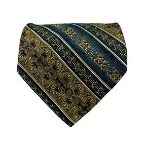 Christian Dior 100% Silk patterned Tie